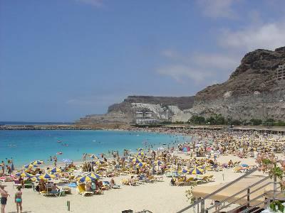 Gran Canaria strand