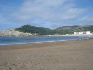 Plentzia stranden Bilbao