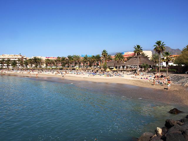 Playa de Las Americas/Playa Camison
