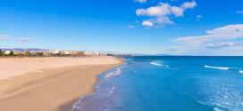 Valencia: Sagunto-stranden