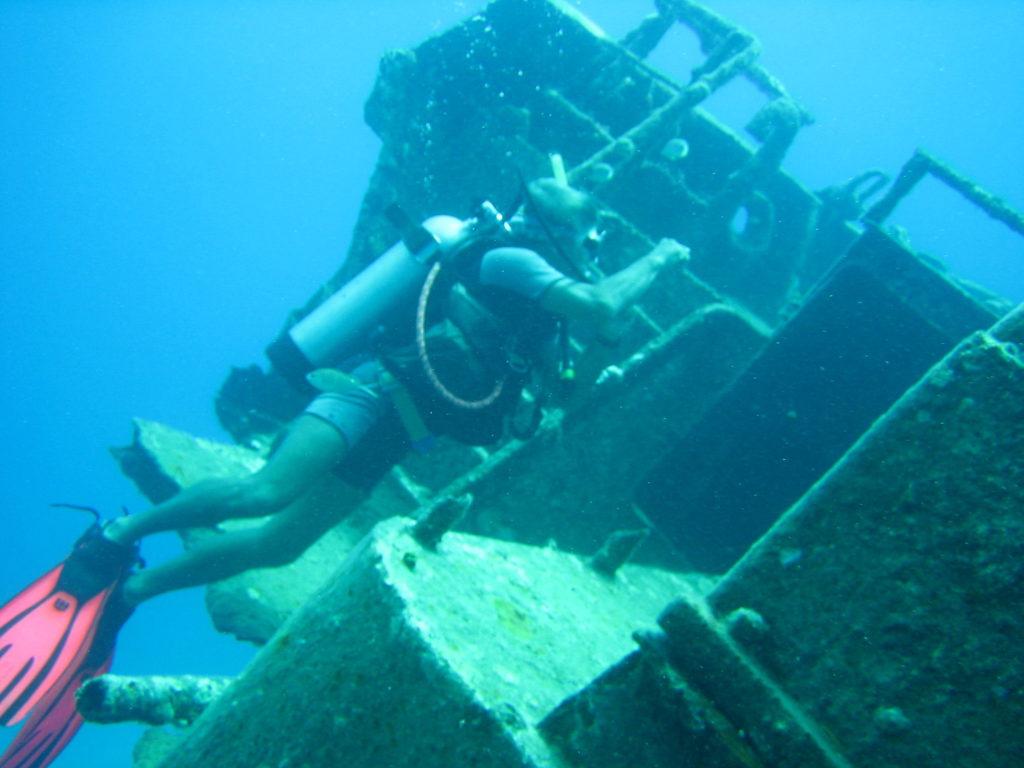 Dykking Gran Canaria
