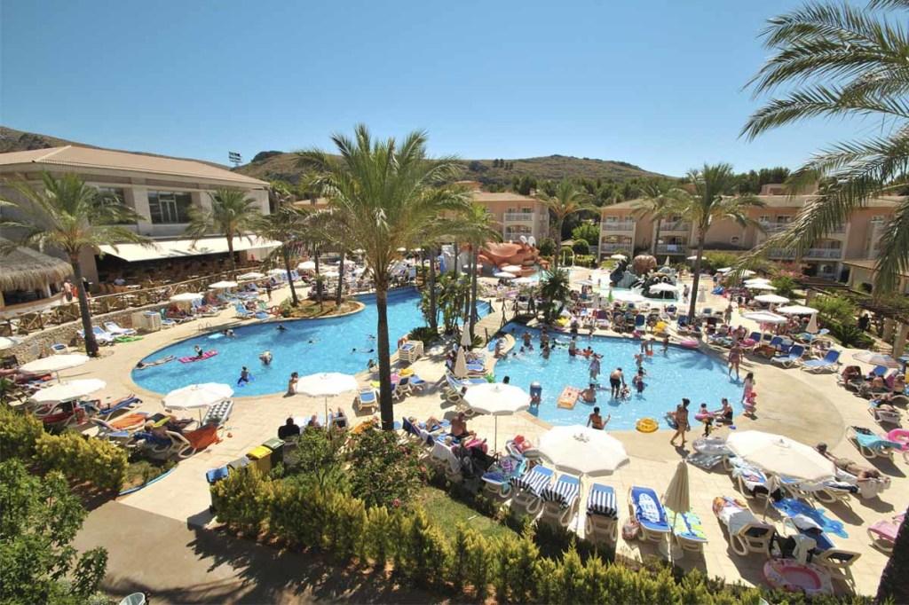 Playa Mar & Spa er et vakkert og familievennlig hotell i Puerto Pollensa.