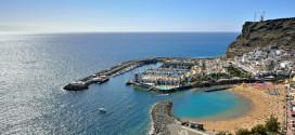 Fantastiske Puerto de Mogan, sør på Gran Canaria.