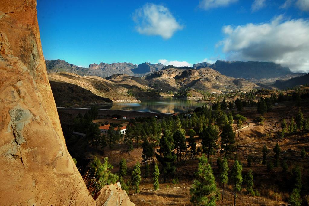 En fantastisk dal på Gran Canaria.