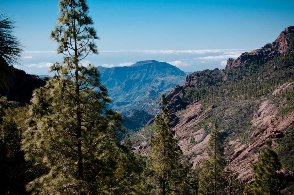 Landskapsfotografi fra Gran Canaria.