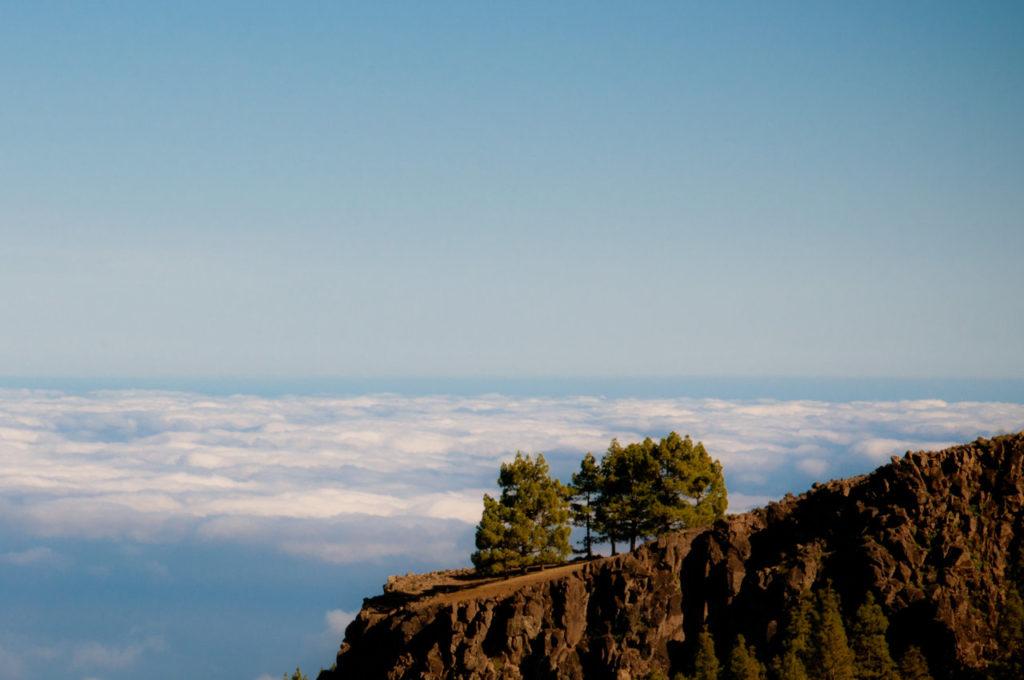 Landskapet på Gran Canaria er nesten til å ta og føle på!