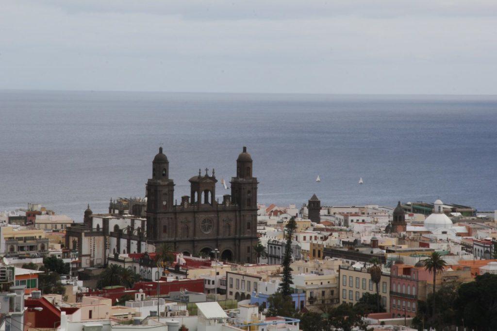 Cathedral de Santa Ana i Las Palmas.