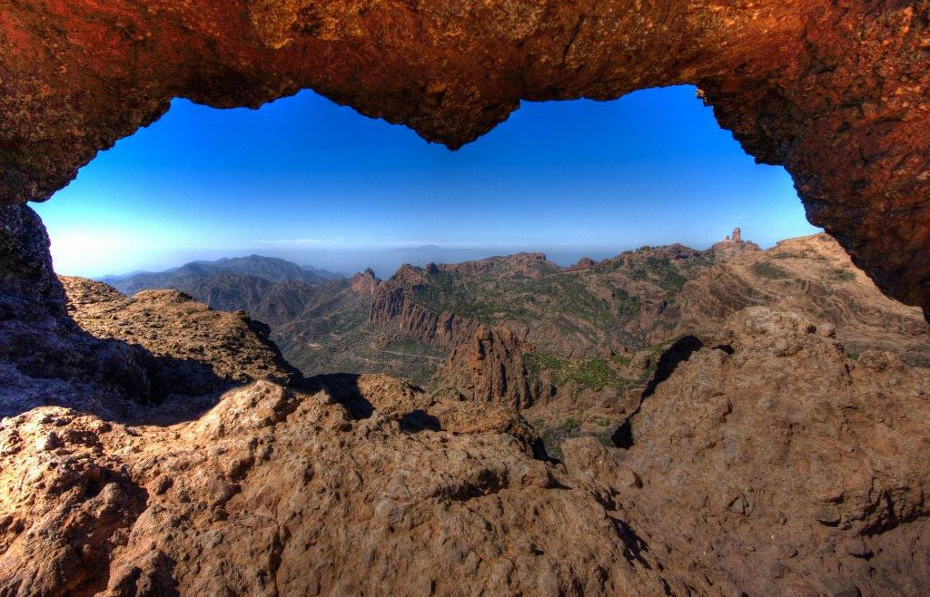 Agujereada er et fjell på Gran Canaria som rager 1956 meter over havet. Fjellet går også under navnet Pico de las Nieves.
