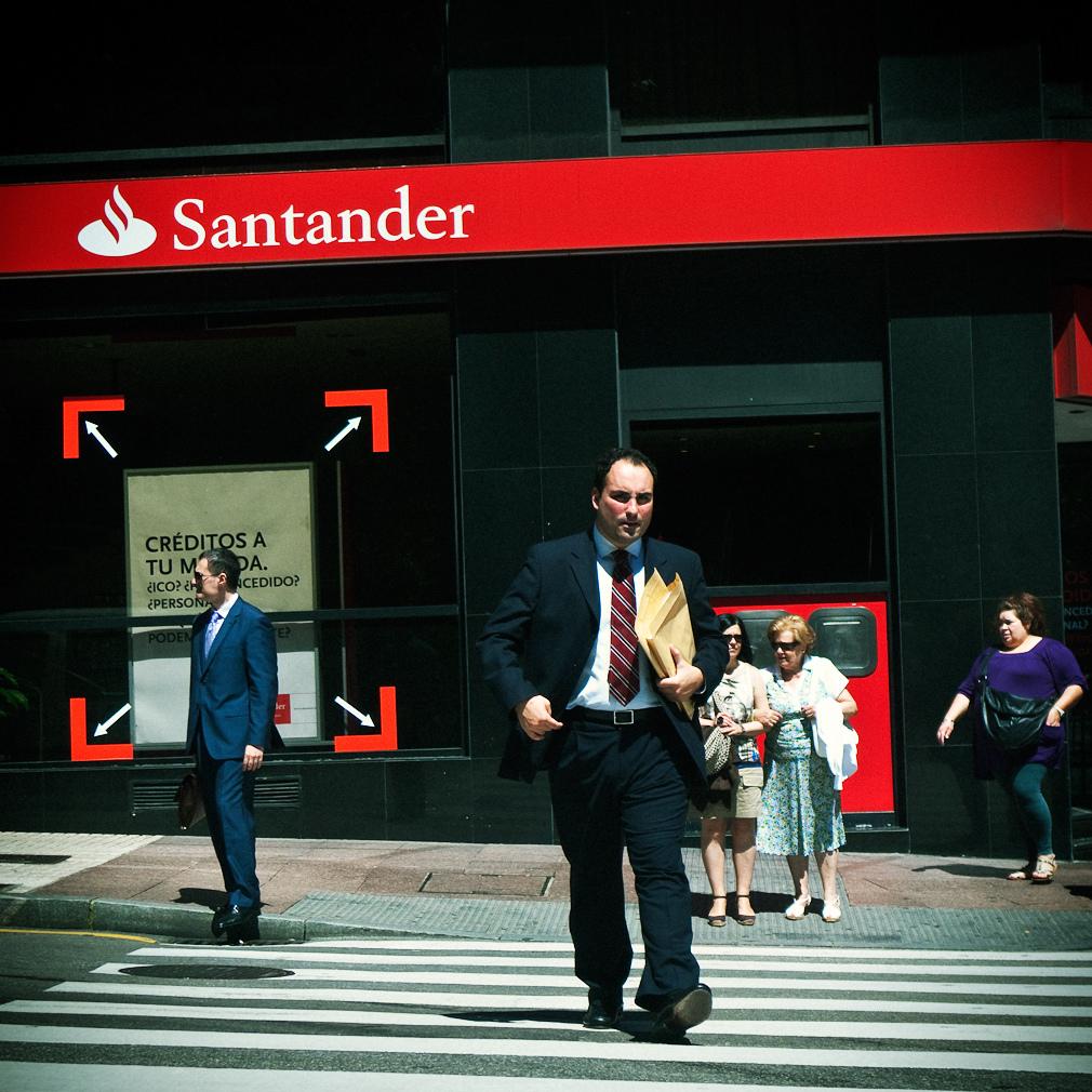 Santander Bank Spania
